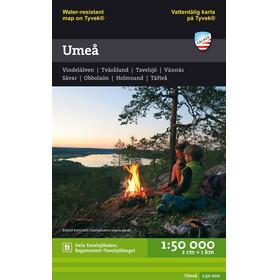 Calazo Terrängkartor: Umeå 1:50 000